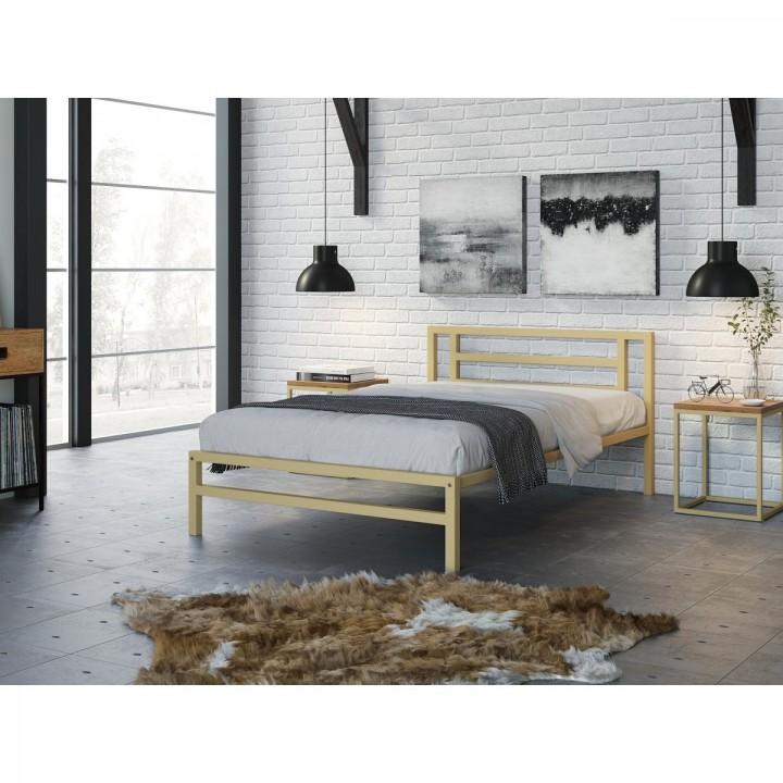 Односпальная кровать 4 Сезона Титан 120