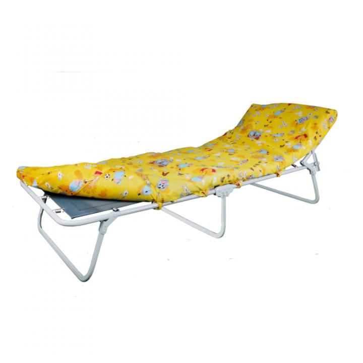 Кровать детская раскладная с матрасом Соня-М1 ЗМИ КРМ-197