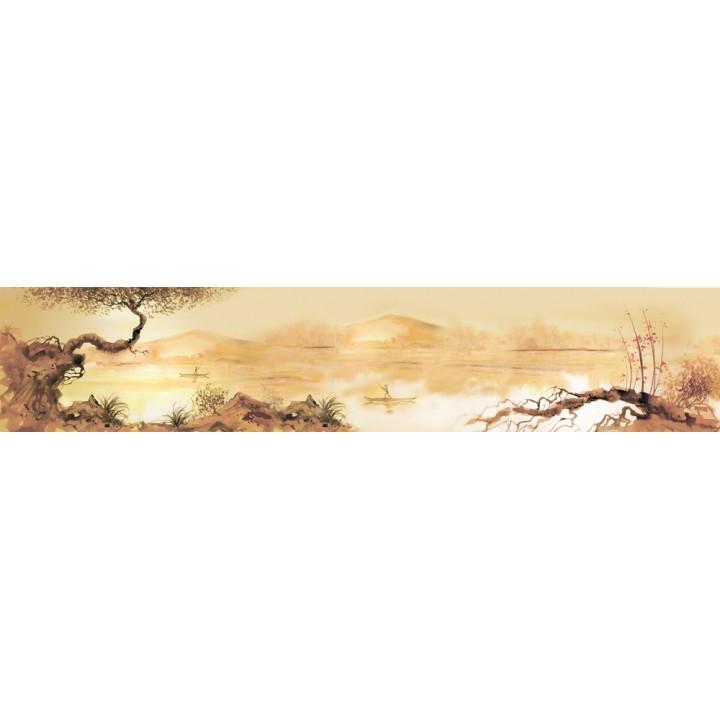 Кухонный фартук Японская живопись