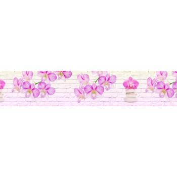 Кухонный фартук Лиловый цвет