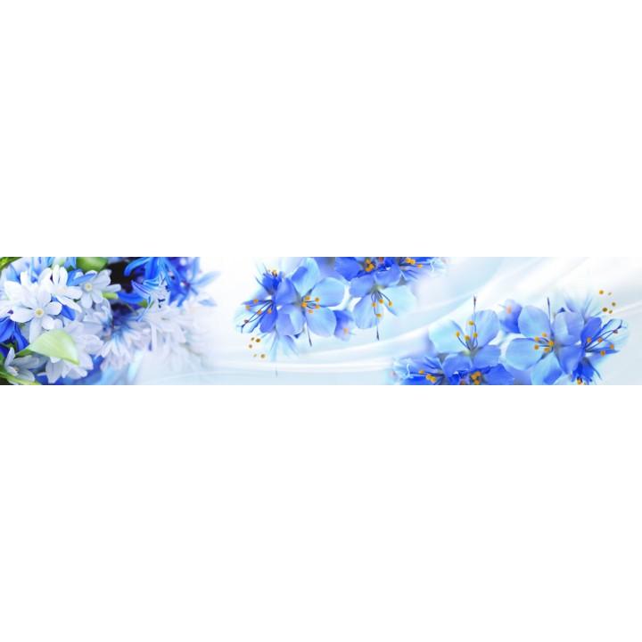 Кухонный фартук Нежные цветы