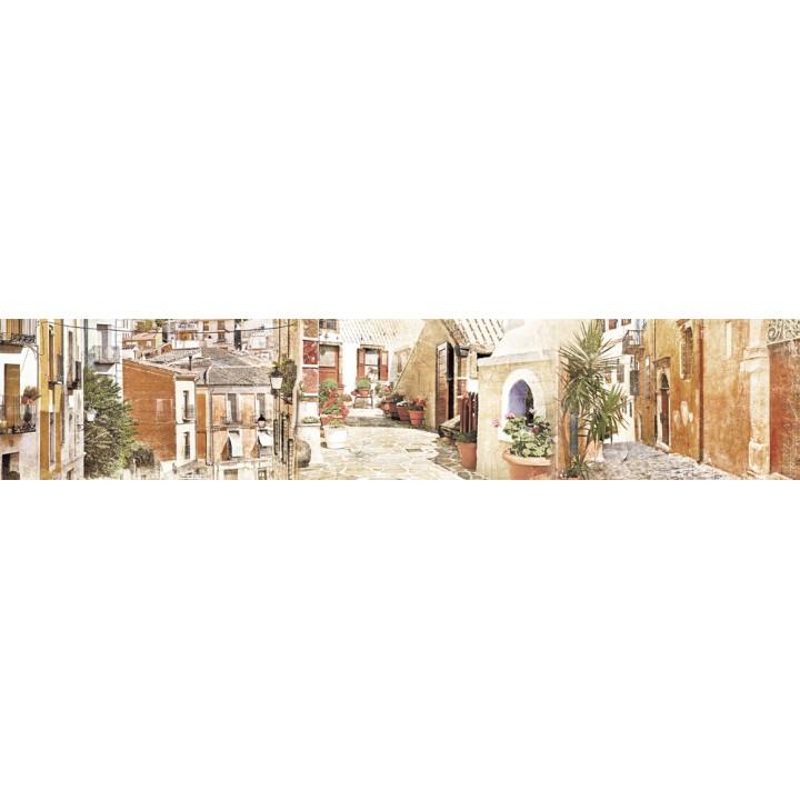 Кухонный фартук Фреска Улицы Венеции