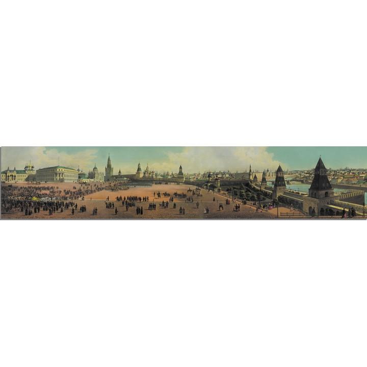 Кухонный фартук История Москвы