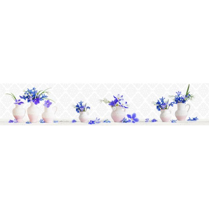 Кухонный фартук Весенние цветы