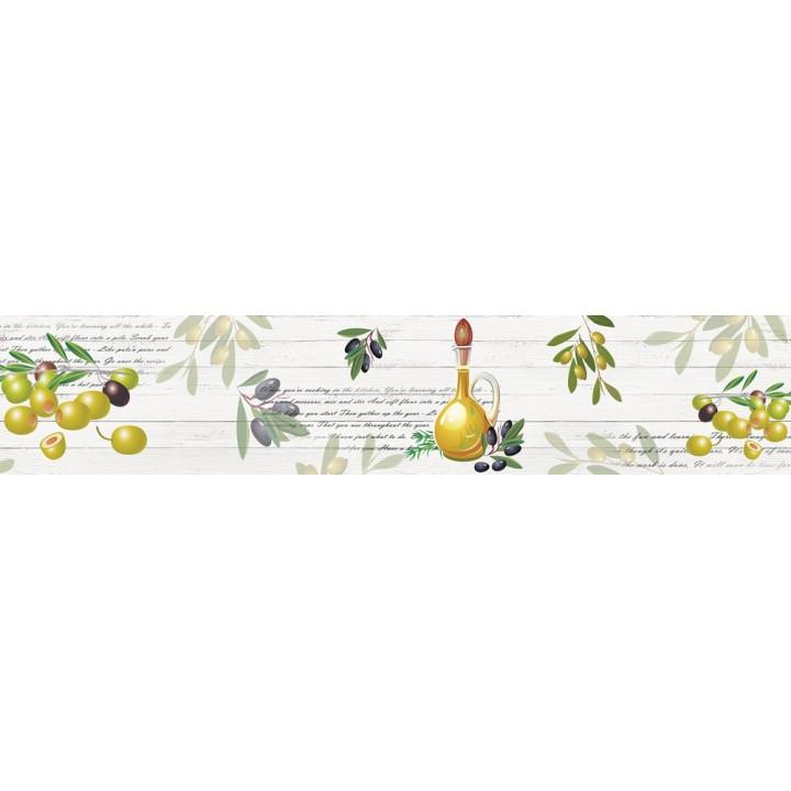 Кухонный фартук Оливки и маслины