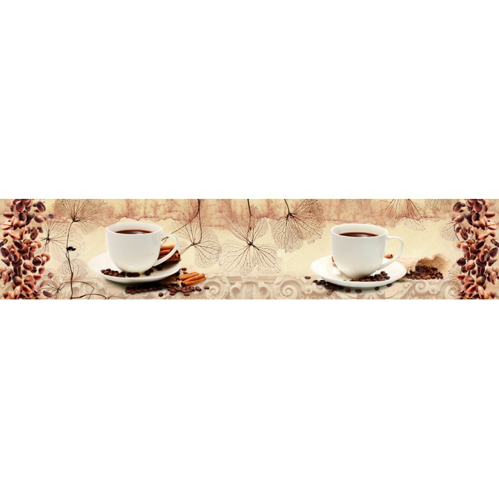 Кухонный фартук Чашки кофе