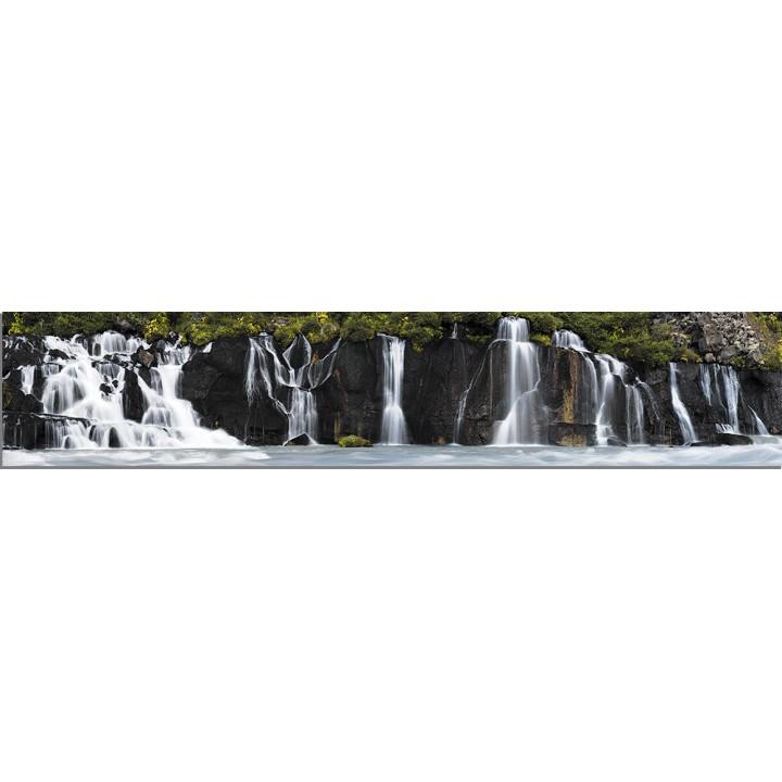 Кухонный фартук Водопад в горах
