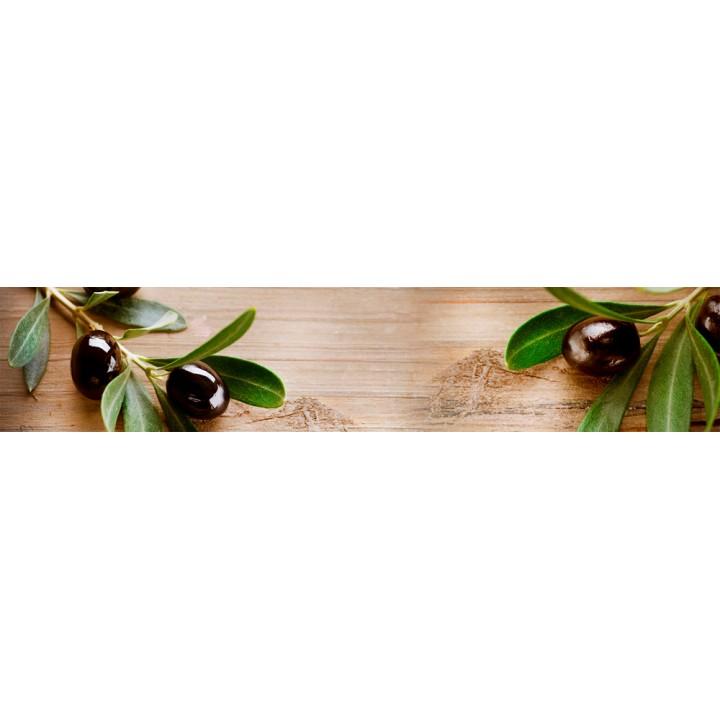 Кухонный фартук Ветки маслин