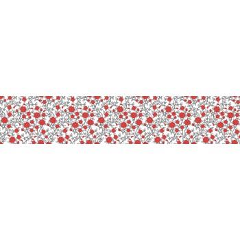 Кухонный фартук Красные розы