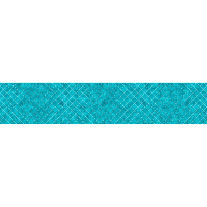 Кухонный фартук Голубая плитка