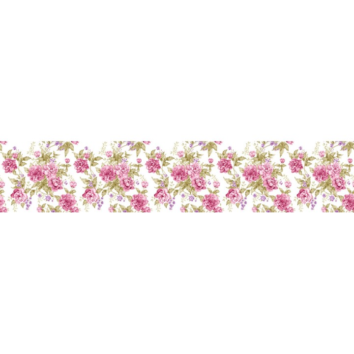 Кухонный фартук Цветочный узор