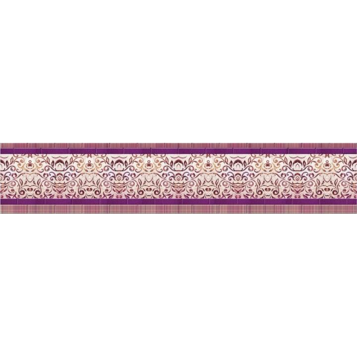 Кухонный фартук Фиолетовые узоры