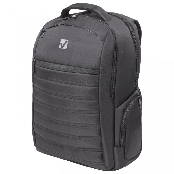 Рюкзак BRAUBERG Patrol 20л 47х30х13 см черный 224444