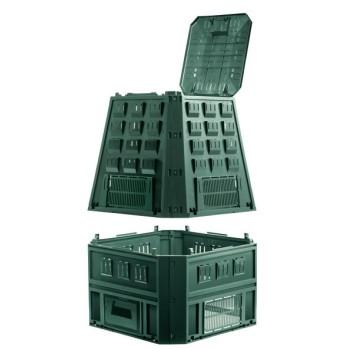 Компостер Evogreen 850 л зеленый IKEV850Z-G851