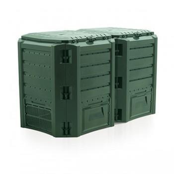 Компостер Module 800 л зеленый IKSM800Z-G851