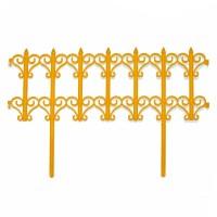 Декоративные заборчики Бордюры