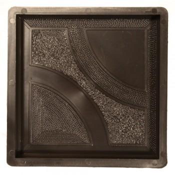 Форма для тротуарной плитки Alpha 71/13 25x25х2 Круг Ф32002