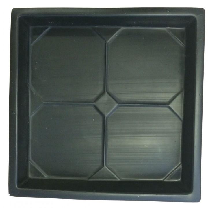 Форма для тротуарной плитки ЦП Классика 380
