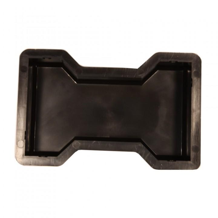 Форма для тротуарной плитки SP Двойное Т гладкая Ф11008
