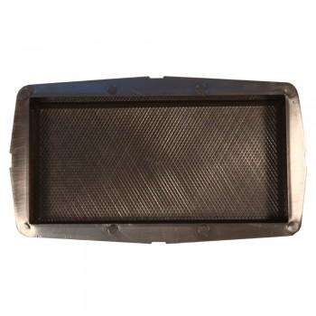 Форма для тротуарной плитки SP Кирпич сетка Ф11016