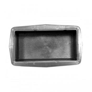 Форма для тротуарной плитки SP Кирпич шагрень Ф11018