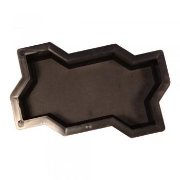Форма для тротуарной плитки SP Волна шагрень Ф11006
