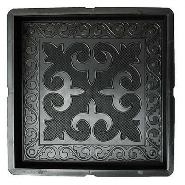 Форма для тротуарной плитки САМПРА 30х30х4,5 Азия