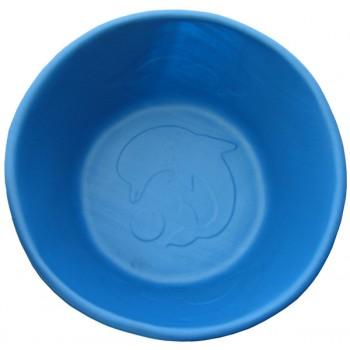 Купель детская Дельфин синяя
