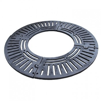 Решетка приствольная SP 100 см чугунная круглая 37100