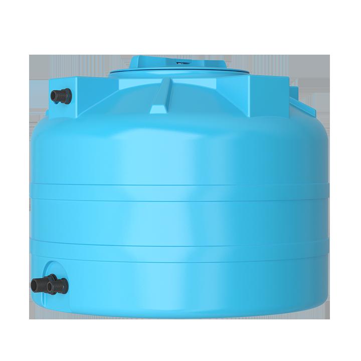 Бак для воды Aquatech ATV 200 синий 16-1550
