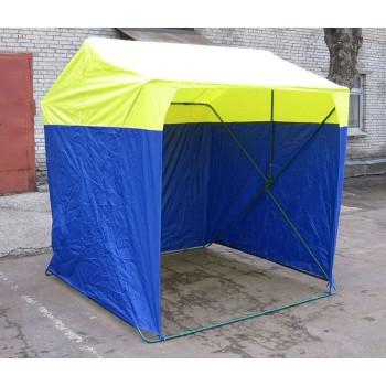 Торговая палатка Митек Кабриолет 1,5 х 1,5