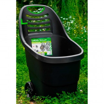 Тачка садовая Garden Trolley 65 л
