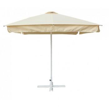 Зонт от солнца Митек 2,5 х 2,5 м стальной