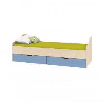 Кровать детская Формула мебели Дельта-18.01 нижняя