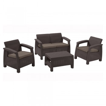 Комплект мебели Allibert Corfu set 17197361