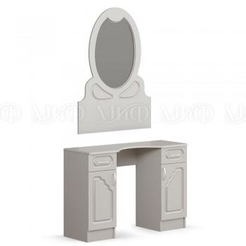 Туалетный стол с зеркалом МиФ Гармония