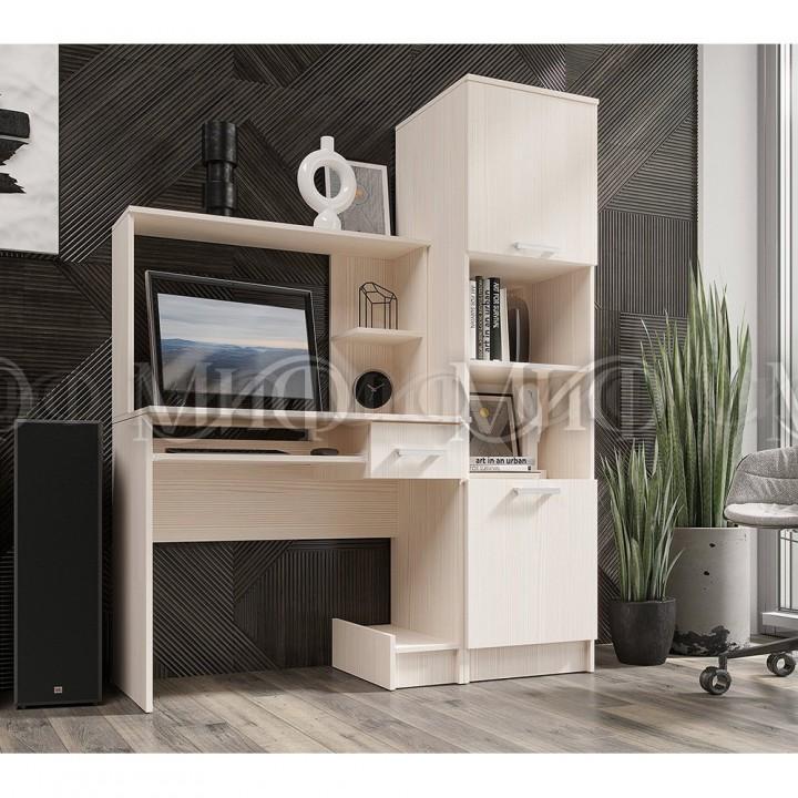Стол компьютерный МиФ №3 с пеналом