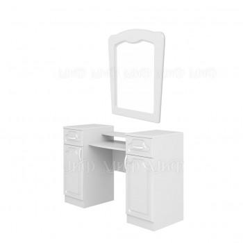 Туалетный стол с зеркалом МиФ Натали