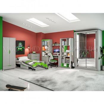 Комплект мебели для подростковой комнаты МиФ Неаполь