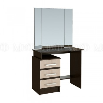 Туалетный стол с зеркалом МиФ Сакура
