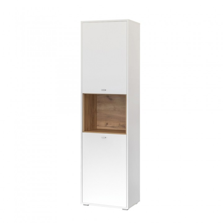 Шкаф комбинированный mobi Бэль 10.04