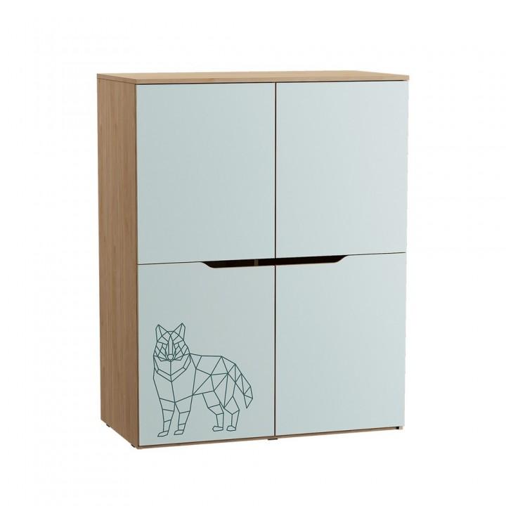 Шкаф для одежды mobi Гудвин 13.135