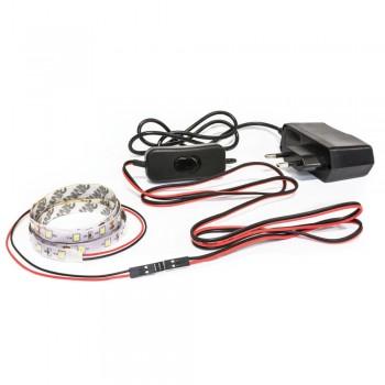 Комплект электроустановочный mobi Индиго 12.61 L=1100мм