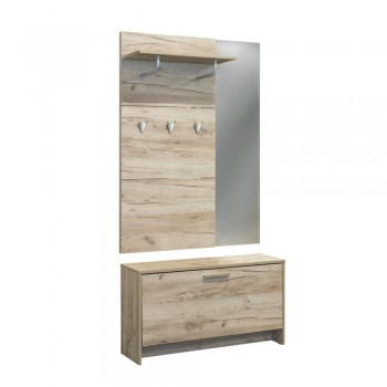 Шкаф комбинированный mobi Лайт 08.42