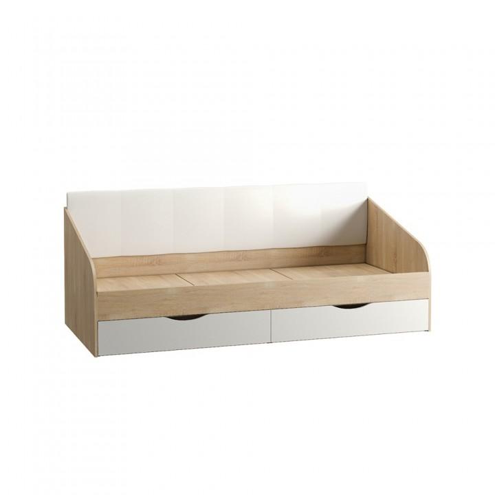 Кровать одинарная mobi Линда 01.60