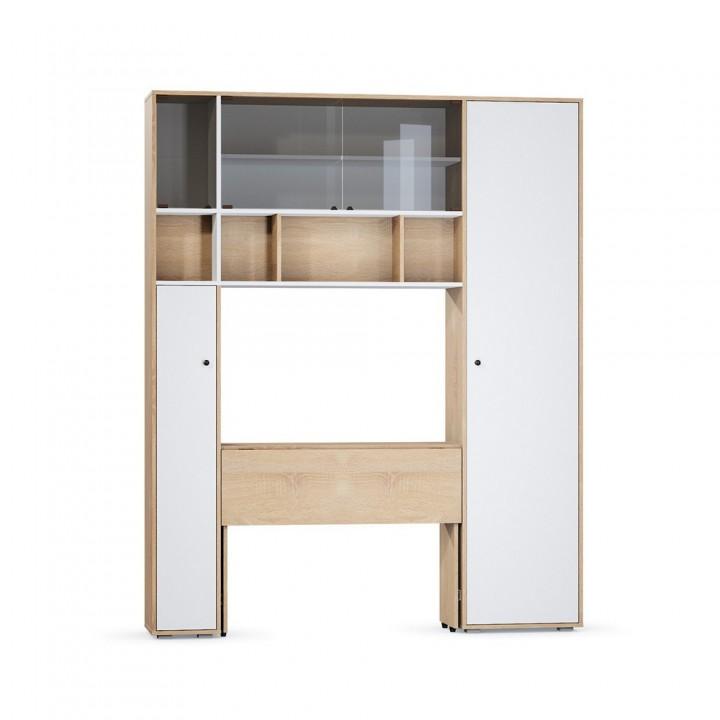 Стол с системой хранения mobi Микс 12.92
