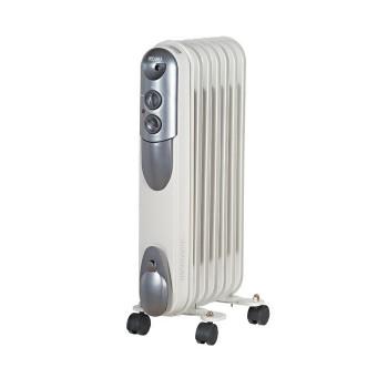 Масляный радиатор Ресанта ОМПТ- 7Н 1,5 кВт