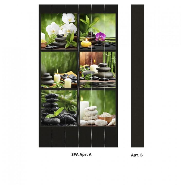 Панно из ПВХ-панелей с цифровой печатью SPA
