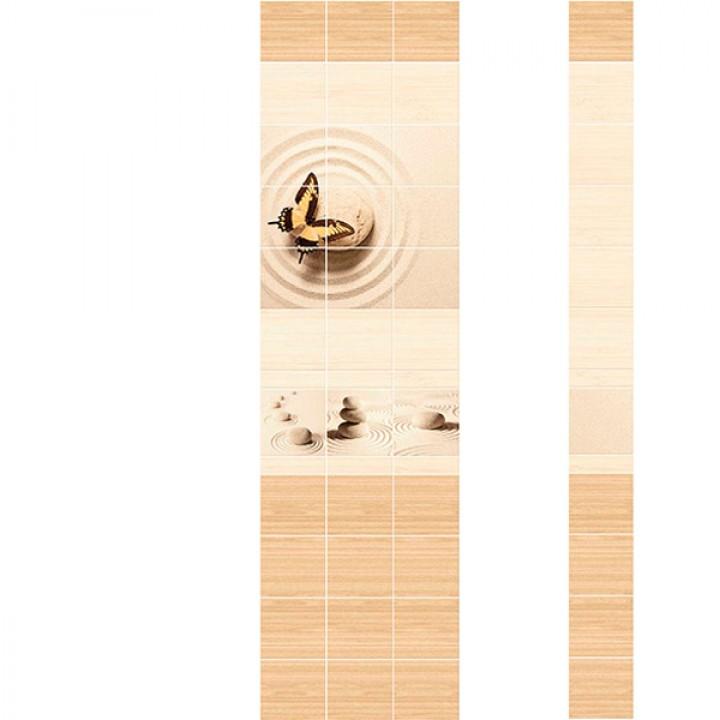 ПВХ-панели с имитацией плитки Идиллия