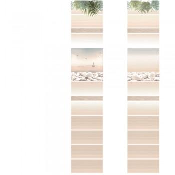 ПВХ-панели с имитацией плитки Ливадия Корабль